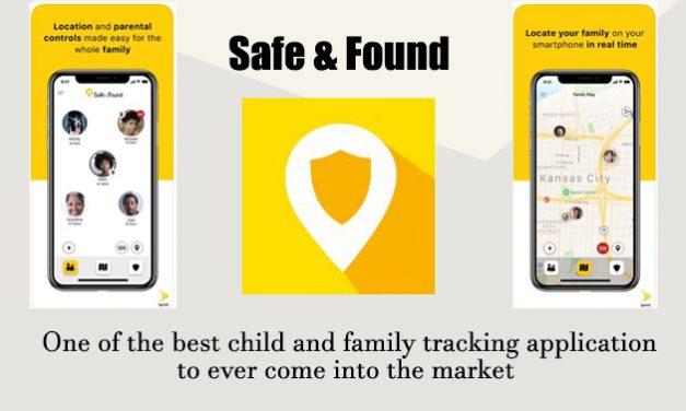 Safe & found