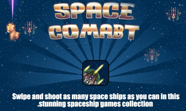 Space War Combat: Spaceship Shooter 2020 Games