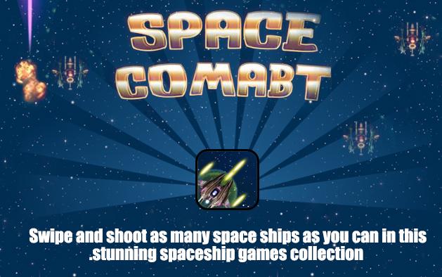 Space War Combat: Spaceship Shooter 2020 Games