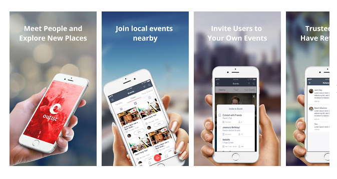 Meet New People and Traverse New Places with Outist