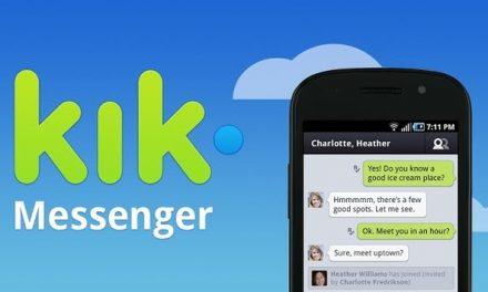 Kik Messenger App Review – Alternative to Facebook Messenger