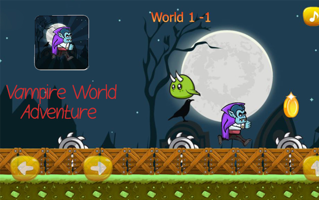 Vampire World Adventure