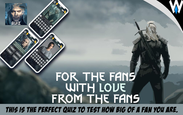 Quiz for Witcher – Fan Trivia