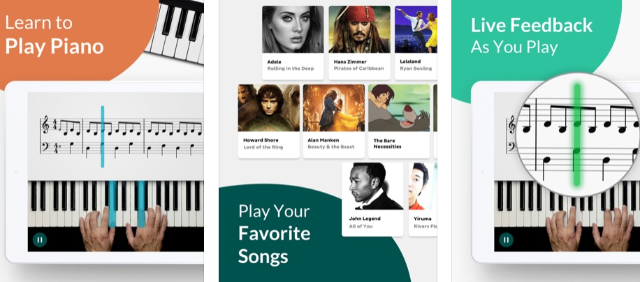 Learn Piano Just the Way You Want with the Versatile Skoove Piano App
