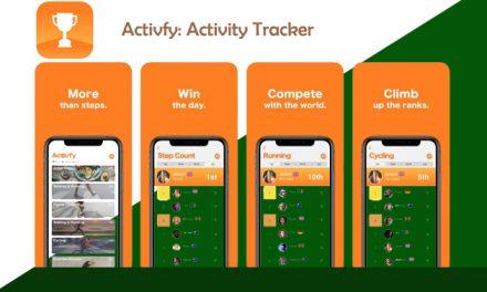 Activfy: Activity Tracker