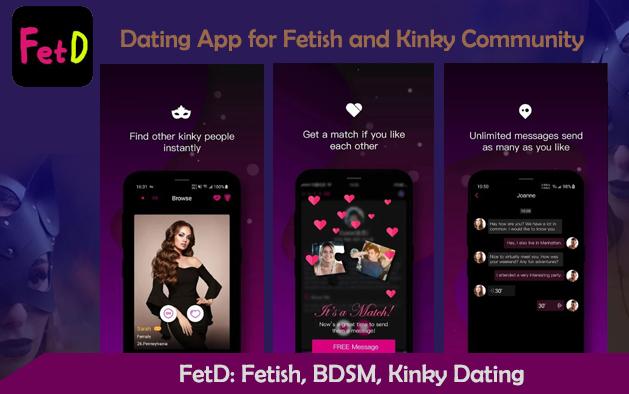 FetD: Fetish, BDSM, Kinky Dating