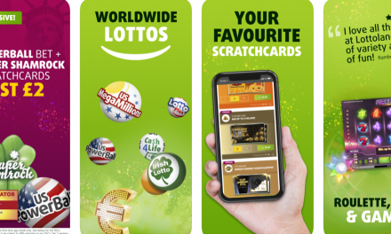 Be Surprised By the Selection of Lottery Games on the Lottoland App