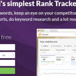 Wincher Rank Tracker – Your Simplest Rank Tracker for SEO