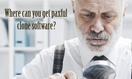 Where can you get paxful clone software?