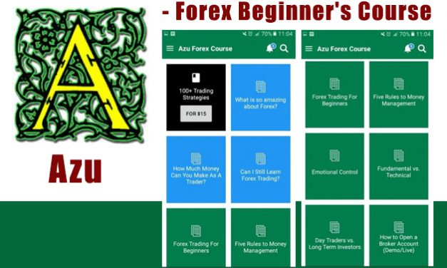 Azu – Forex beginner's course