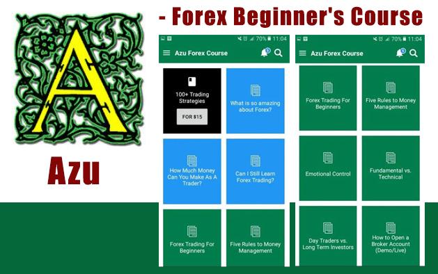 Azu – Forex beginner's course