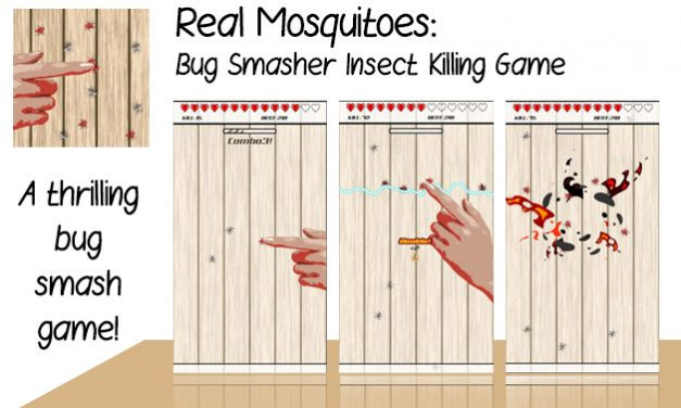 Real Mosquitoes: Bug Smasher Insect Killing Game Review