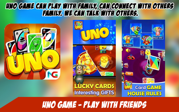 UNO Game – Play with friends – Game Review