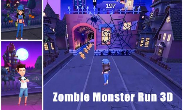 Zombie Monster Run – 3D Game Review