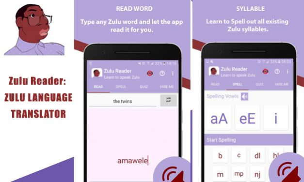 Zulu Reader: ZULU LANGUAGE TRANSLATOR – Review