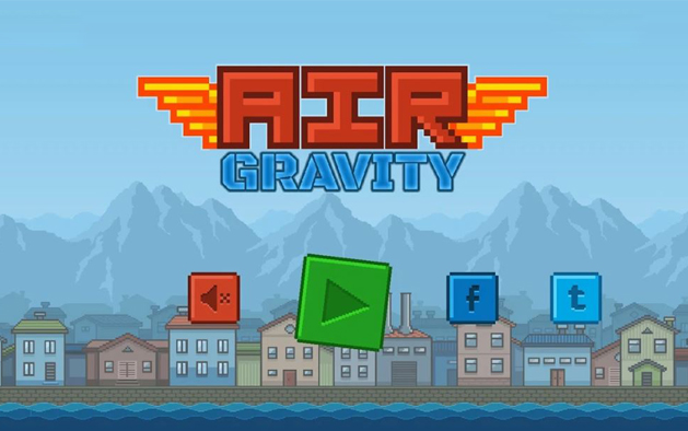 Air Gravity – Simple and Endless Fun Game