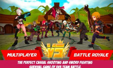 Battle Breakers: Battle Royale