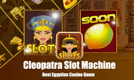 Cleopatra Slot Machine – Best Egyptian Casino Game