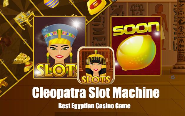 Cleopatra Slot Machine – Best Egyptian Casino Game