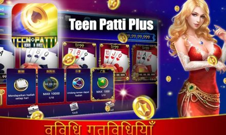 Teen Patti Plus  – Game review