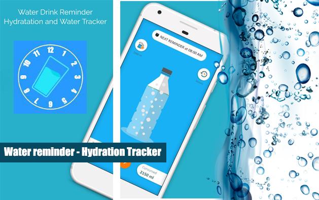 Water reminder – Hydration tracker
