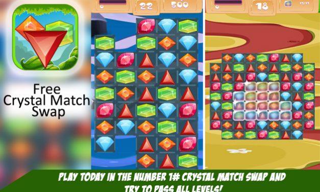 Free Crystal Match Swap
