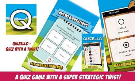 Quizello – quiz with a twist!