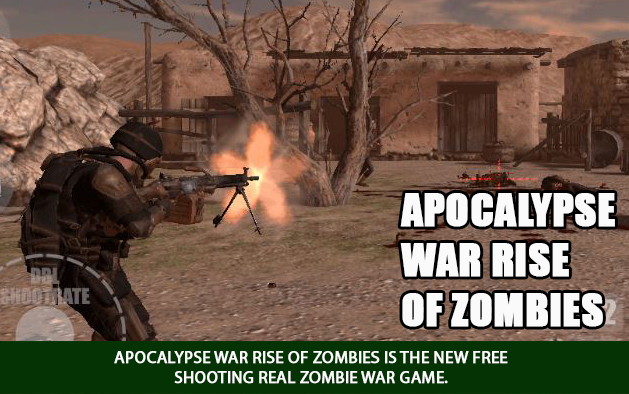 Apocalypse War Rise of Zombies