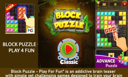 Block Puzzle – Play 4 Fun