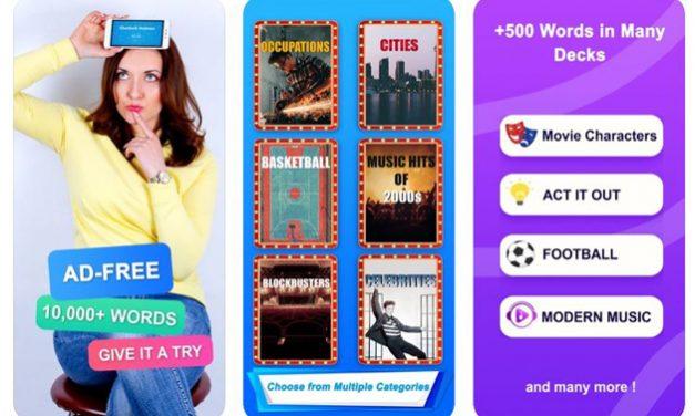 Guess Word – Play fun Charades