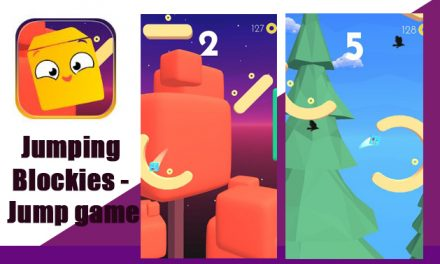 Jumping Blockies – Jump game