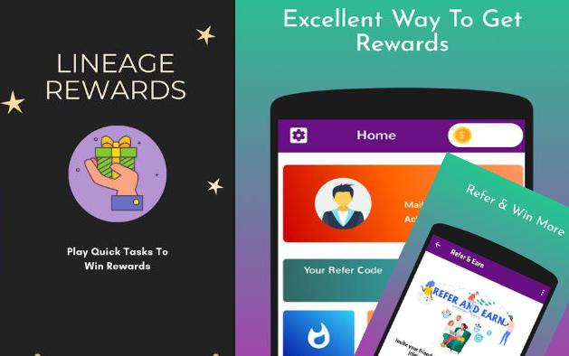 Lineage Rewards