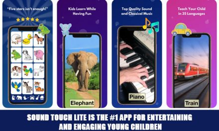 Sound Touch Lite – Animals app