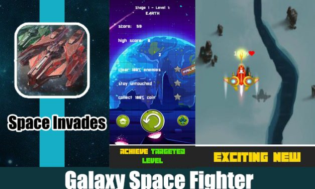 Space Invades: Galaxy Space Fighter