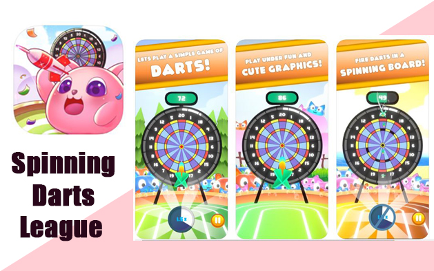 Spinning Darts League