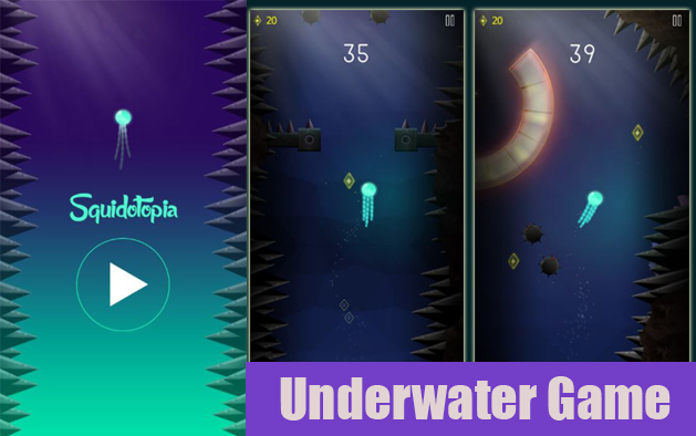Squidotopia – Underwater Game