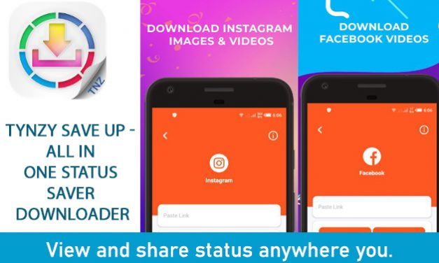 Tynzy Save Up – All in One Status Saver Downloader