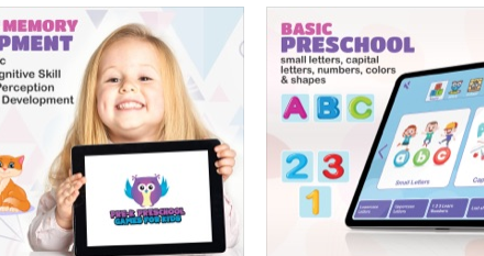 Pre-K Preschool Games For Kids – Worth Downloading!