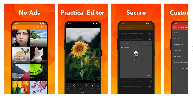 Simple Gallery Pro – The Premium Photo Managing App