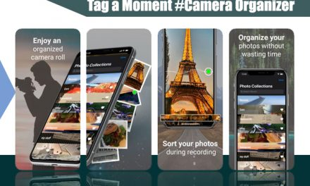 Tag a Moment #Camera Organizer