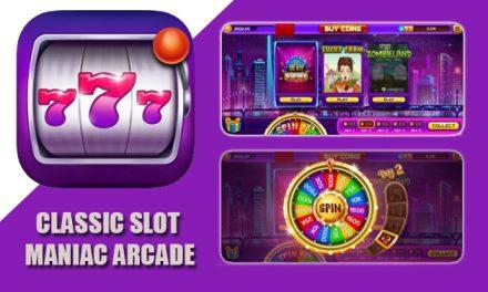 Classic Slot Maniac Arcade