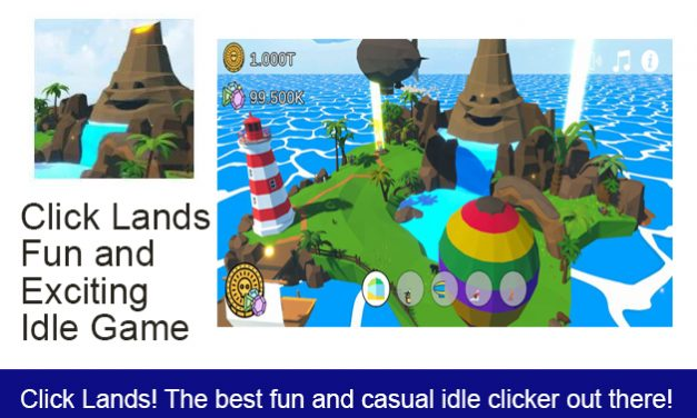 Click Lands – Fun and Exciting Idle Game