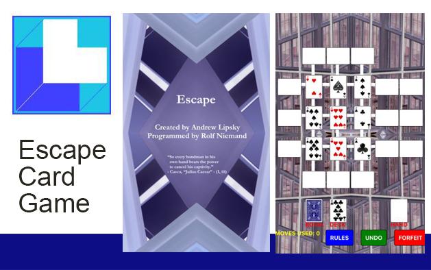 Escape Card Game