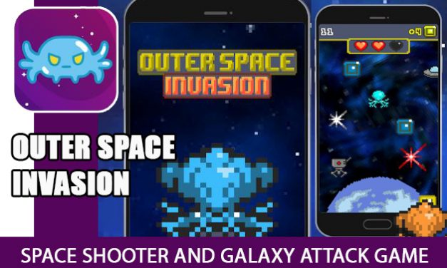 Outer Space Invasion: Space Shooter, Galaxy Attack