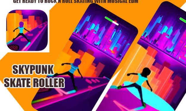 Skypunk Skate Roller