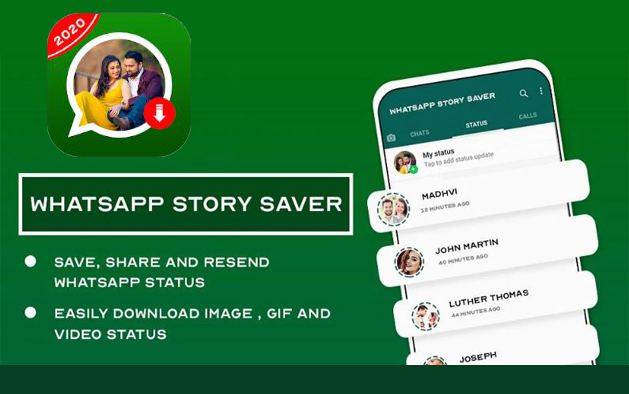 Status Saver App for Whatsapp by Lethona