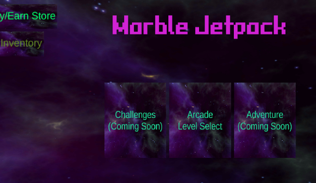 MARBLE JETPACK- SUPER-ADDICTIVE ARCADE ACTION PACKED GAME!