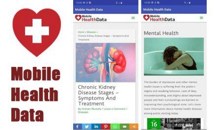 Mobile Health Data