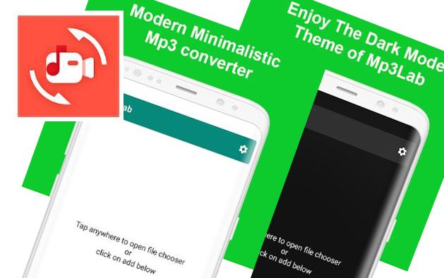 Mp3Lab – Audio Video to MP3 Converter MP3 Tagger