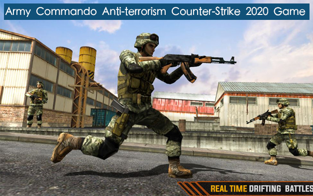 US Mission Ops Army Commando Counter-Strike
